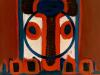 head-il-guerriero-2001-acrilico-su-tela-cm50x55